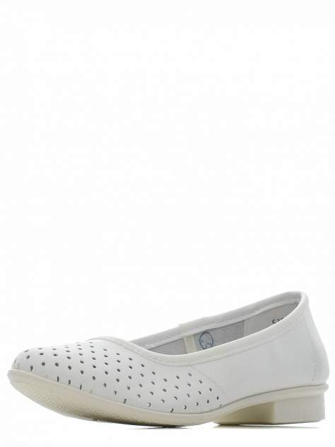 Балетки женские ZENDEN 51013-00101, белый