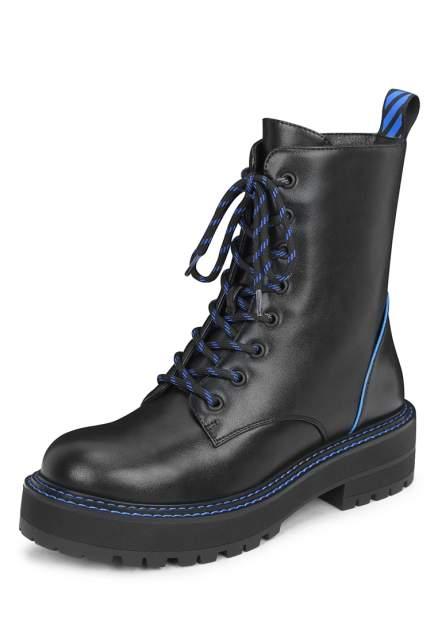 Ботинки женские T.Taccardi JX21W-165-11B, черный