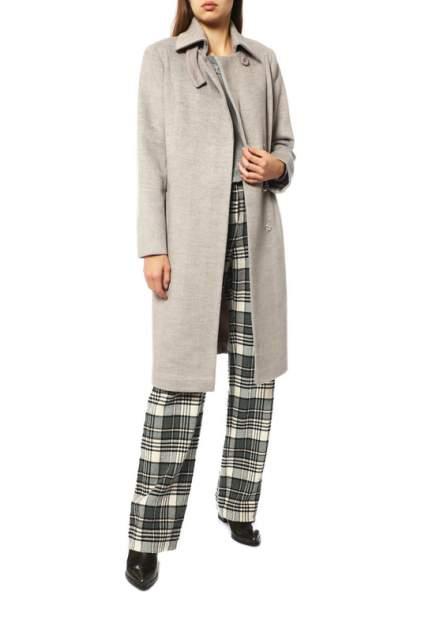 Пальто женское Giulia Rosetti LR-108 коричневое 42 RU