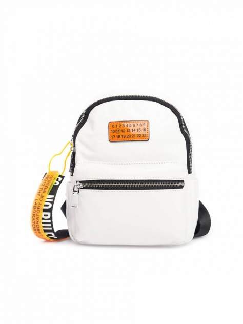 Сумка-рюкзак женская Baggini BL1390 белая