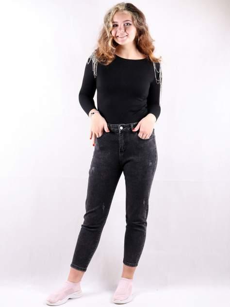 Женские джинсы  Donny JNSD, серый