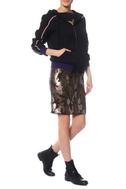 Юбка женская Luisa Cerano 528016/1906/3692 коричневая 34 DE