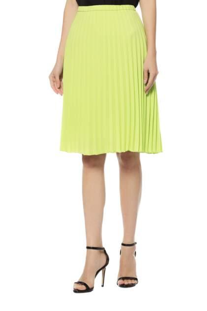 Юбка женская Luisa Cerano 578356/1523/354 зеленая 36 DE