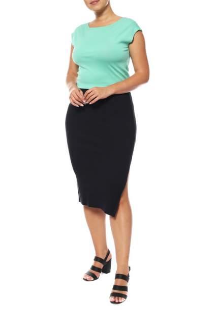 Юбка женская Luisa Cerano 558976/5094/0289 синяя 36 DE