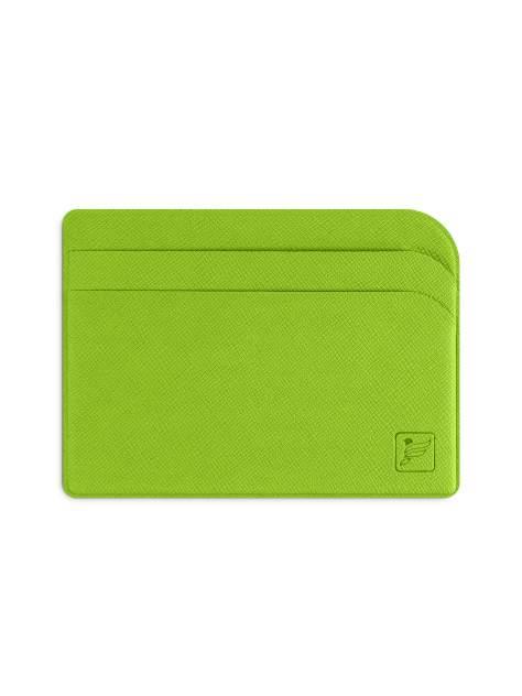 Футляр для пластиковых карт Flexpocket зеленый