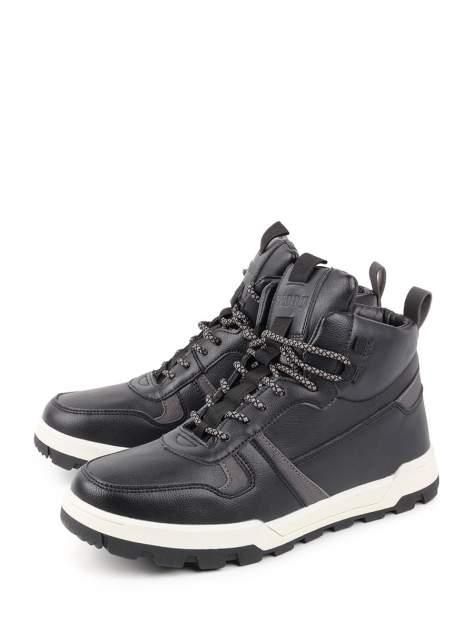 Кроссовки мужские Keddo 808562-01-01 черные 43 RU