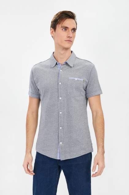 Рубашка мужская Baon B681008, серый
