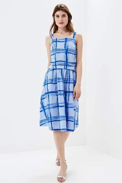 Женское платье Baon B468015, синий