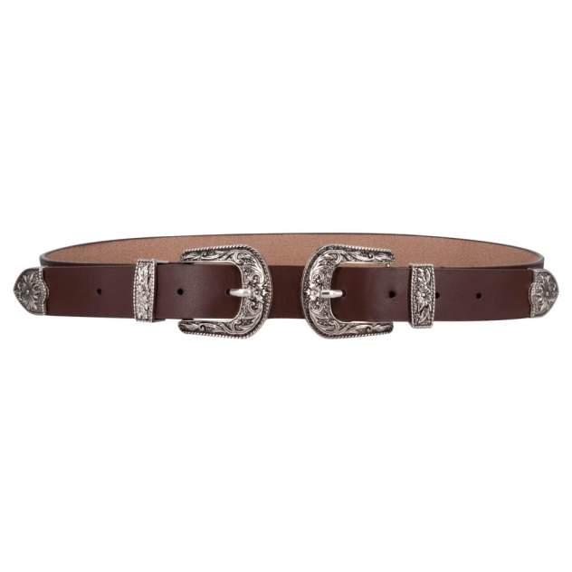 Ремень унисекс OTOKODESIGN 56301 коричневый, 110 см