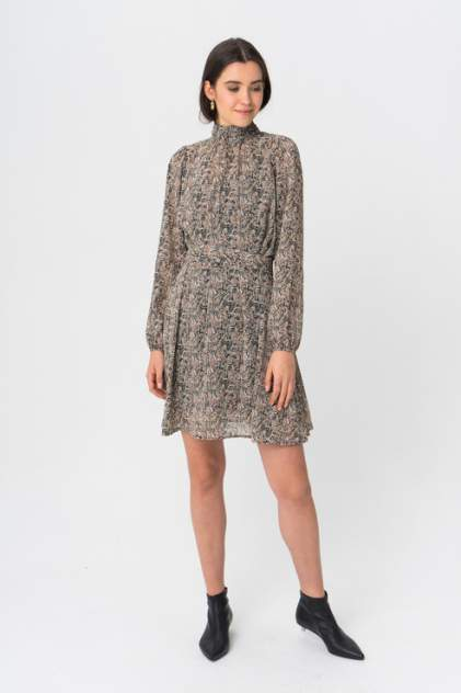 Женское платье Vero Moda 10222191, коричневый