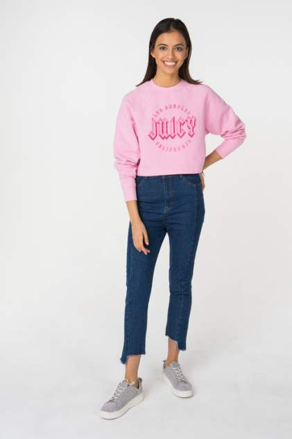 Свитшот Juicy Couture JWTKT100590/950, розовый
