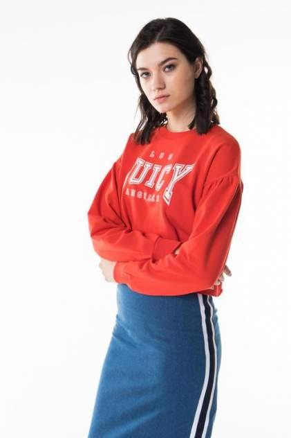 Свитшот Juicy Couture JWTKT120870/611, красный
