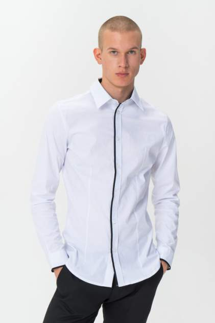Рубашка мужская Envy Lab R53 белая 46