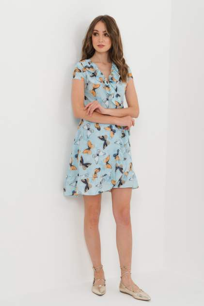 Женское платье ELARDIS El_W10346, голубой