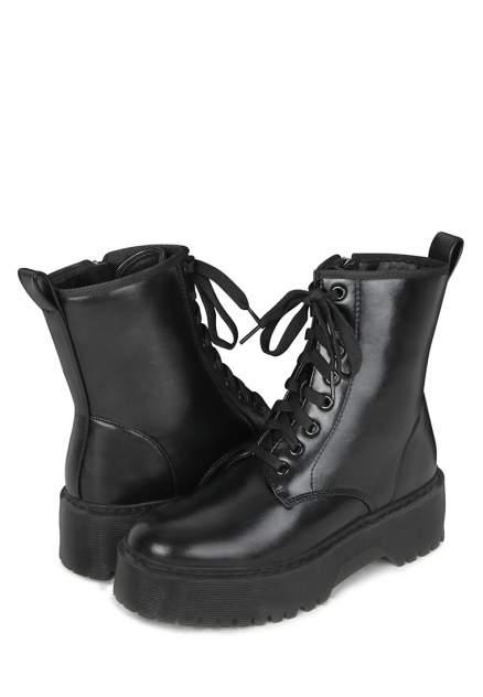 Ботинки женские T.Taccardi YYQ21AW-7B, черный