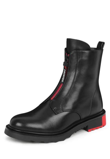 Ботинки женские T.Taccardi YYQ21AW-118A, черный
