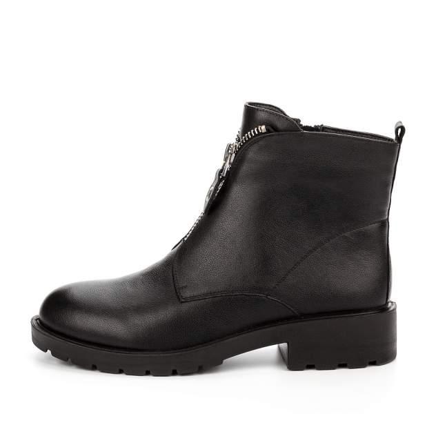 Ботинки женские ZENDEN 58-02WA-061KR, черный