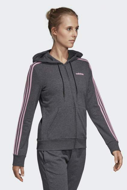 Толстовка женская Adidas DU0657 серая 48