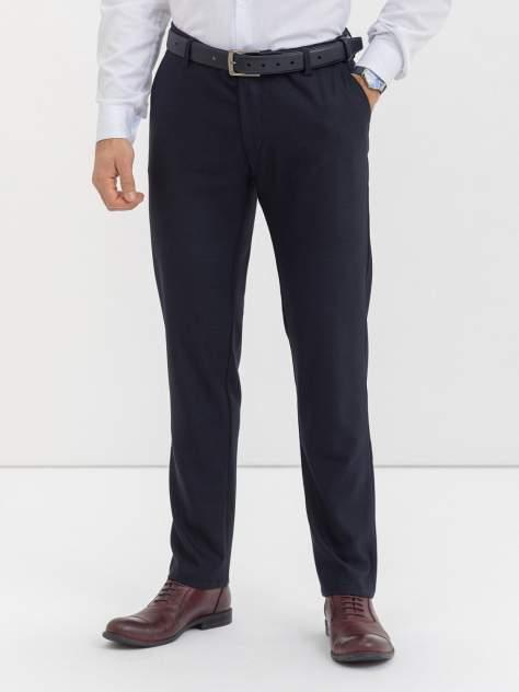 Классические брюки Marc De Cler ZB-Chinos-24145Navy-176, синий