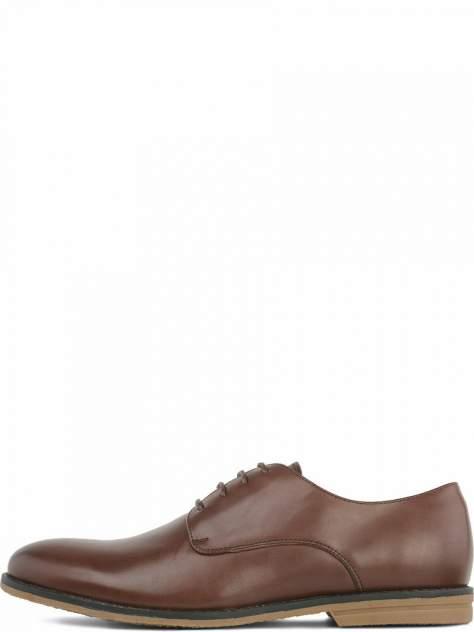 Туфли мужские ZENDEN collection 58-92MV-123Z-KK коричневые 43 RU