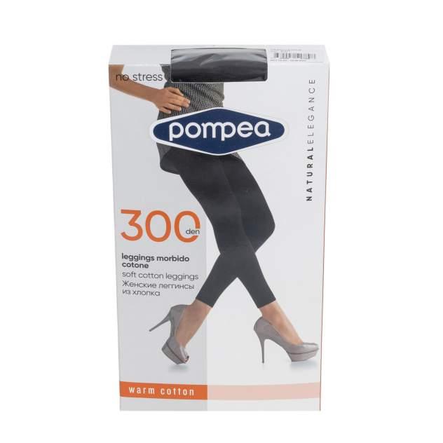 Леггинсы женские Pompea DPC LEGGINS черные 5-XL