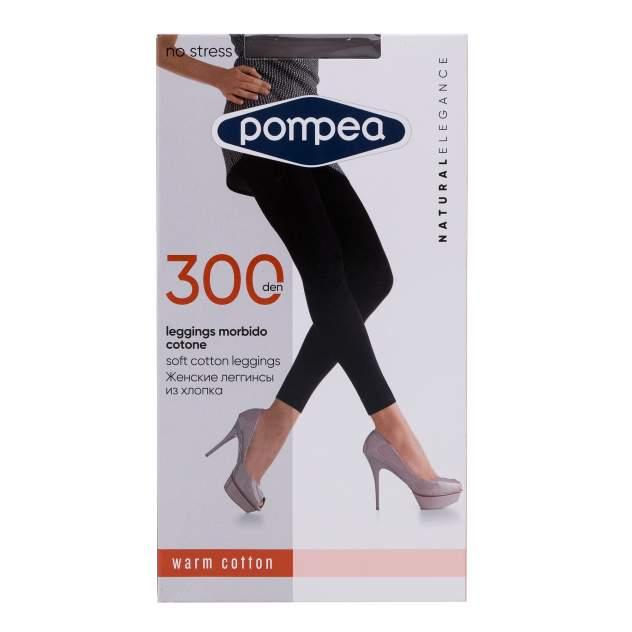 Женские леггинсы Pompea DPC LEGGINS, черный
