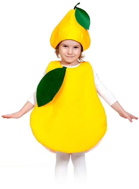 Карнавальный костюм Карнавалофф, цв. желтый