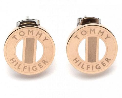Серьги женские Tommy Hilfiger TH2700506 золотистые