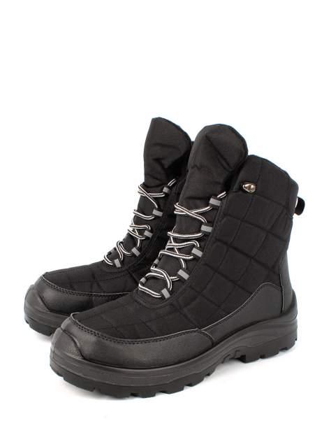 Дутики мужские Алми 80511-602118, черный