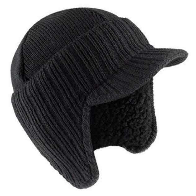 Бейсболка мужская ROCKJOCK HAI-649 черная