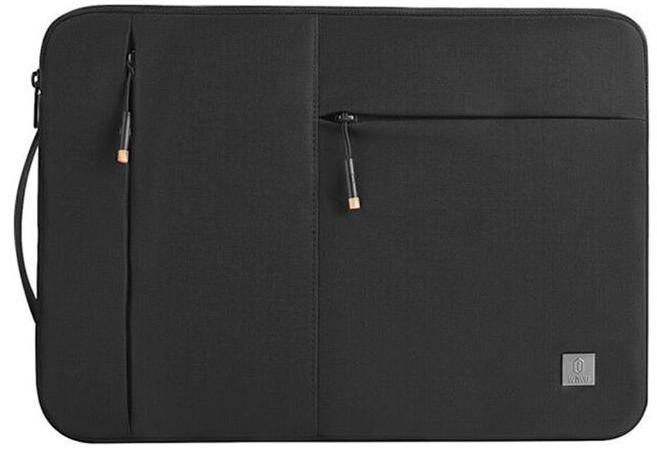 Чехол для ноутбука унисекс Wiwu Alpha Slim Sleeve для ноутбука 13'' черный