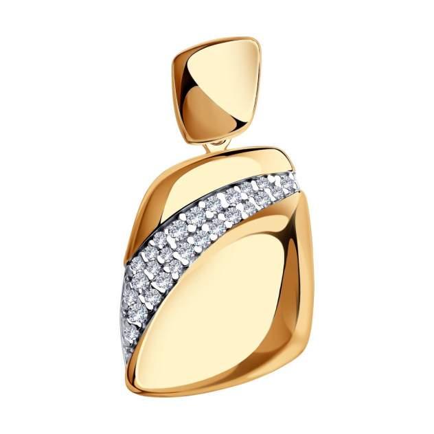 Подвеска женская Diamant 93-130-00676-1