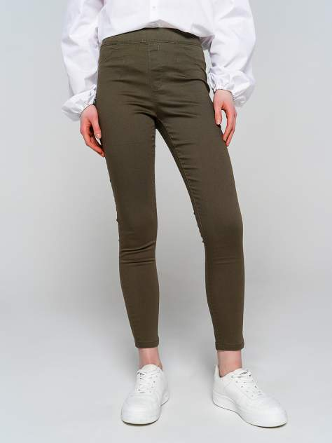 Женские брюки ТВОЕ A5862, хаки