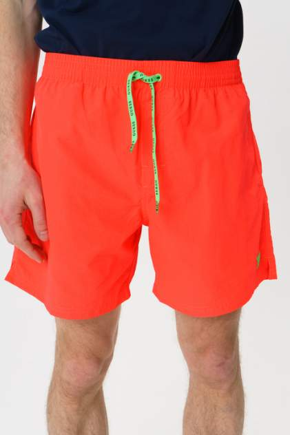 Шорты для плавания мужские GUESS JEANS F02T01TEL27 оранжевые 48