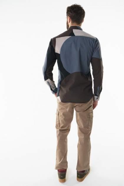 Рубашка мужская Sahera Rahmani 9011452-43 разноцветная 50