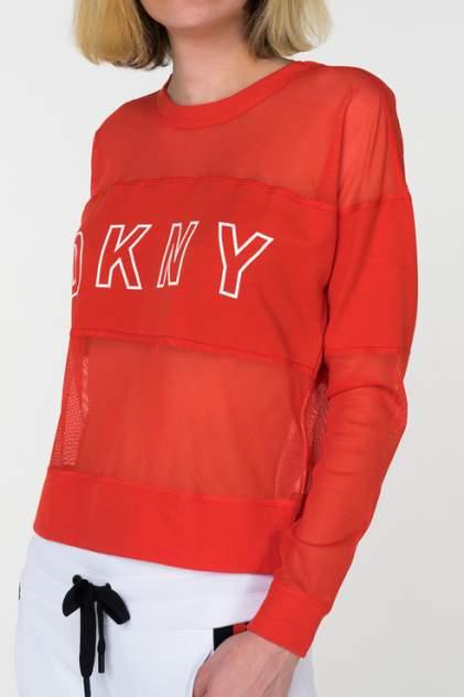 Свитшот DKNY DP8T6177, красный