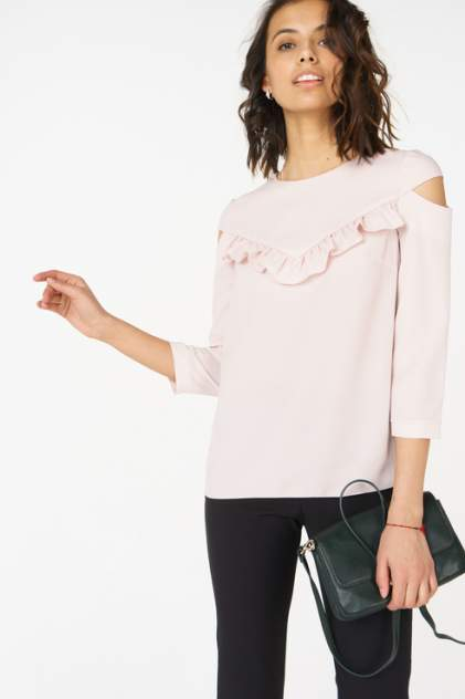 Блуза женская T-Skirt SS18-05-0559-FS розовая S