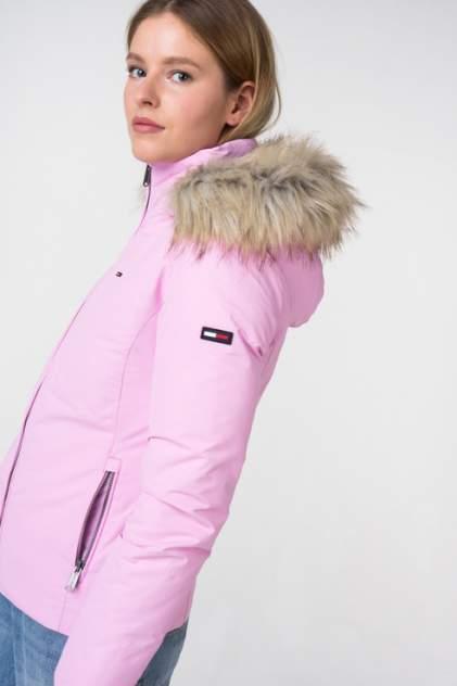 Куртка женская Tommy Hilfiger DW0DW05161 розовая S