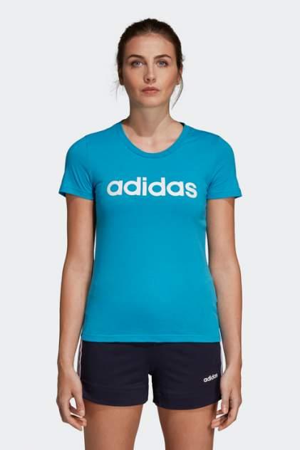 Футболка Adidas DU063, голубой