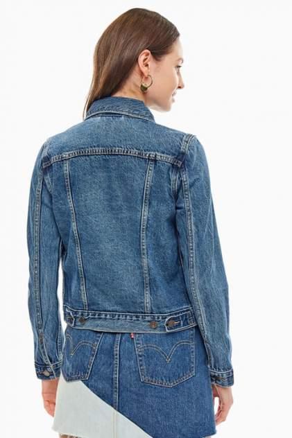 Джинсовая куртка женская Levi's 2994500630 голубая S