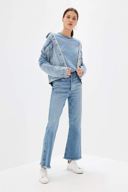 Джинсовая куртка женская Levi's 3613700310 синяя S