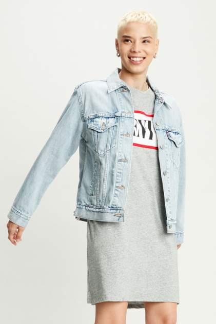 Джинсовая куртка женская Levi's 2994400950 голубая S