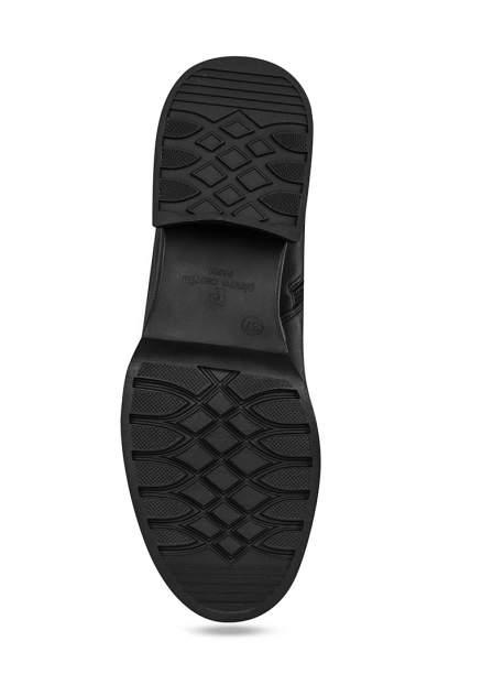Сапоги женские Pierre Cardin YC21AW-13, черный