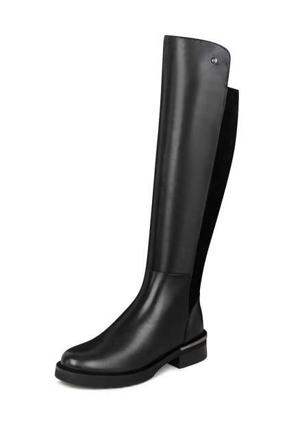 Ботфорты женские Pierre Cardin JXY21AW-131, черный