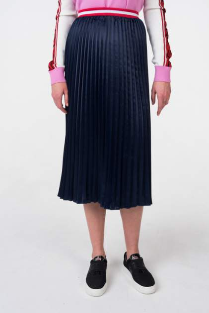 Юбка женская Tommy Hilfiger DW0DW05682 синяя 42