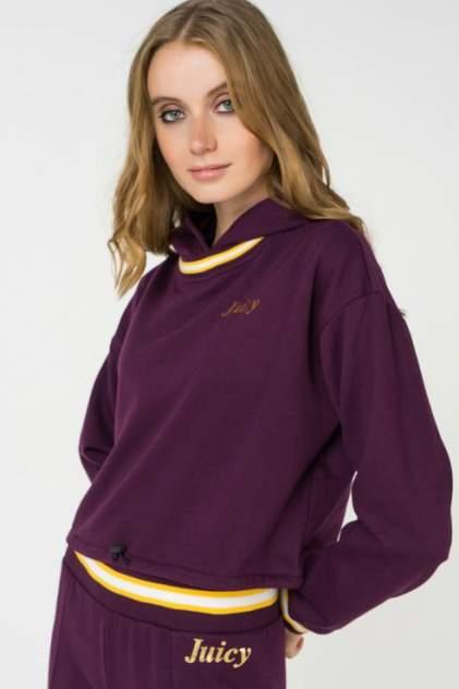 Толстовка женская Juicy Couture JWTKT167186/500 фиолетовая 42