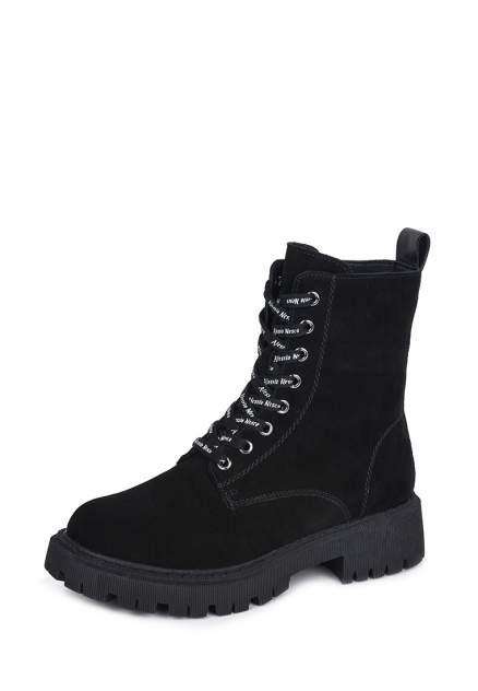 Ботинки женские Alessio Nesca BH21AW-2A, черный