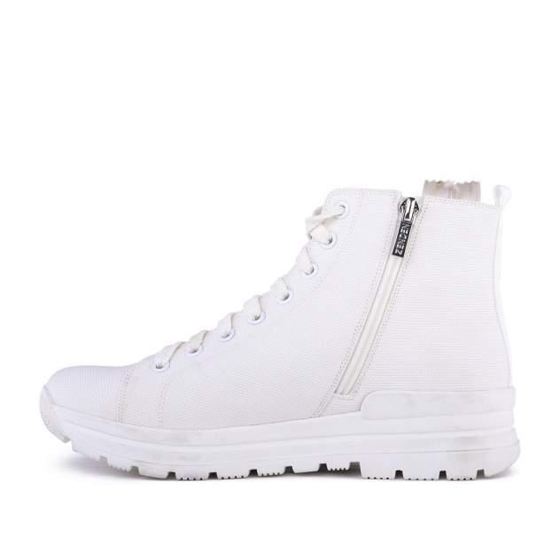 Ботинки женские ZENDEN 80-01WB-023TT, белый
