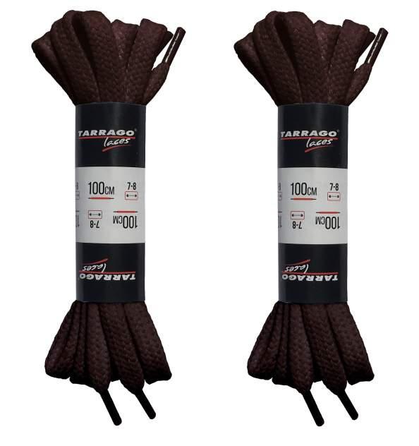 Шнурки для обуви Tarrago P-TL6320 коричневые 100 см (две пары)
