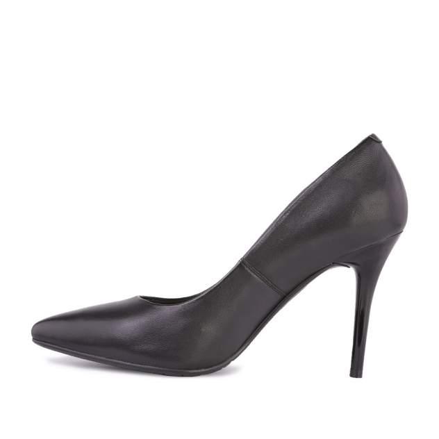 Туфли женские ZENDEN 80-01WB-070KK, черный